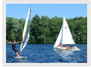 Camp Nashoba Watersports