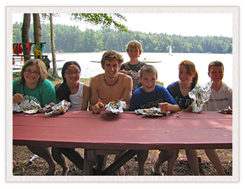 Camp Nashoba Day Nutrition